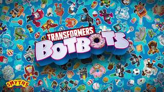 Трансформер Бот - Златокузнецы Іграшки