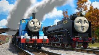 Томас и его друзья ТОМАС СПЕШИТ НА ПОМОЩЬ Ещё больше эпизодов Детские мультики