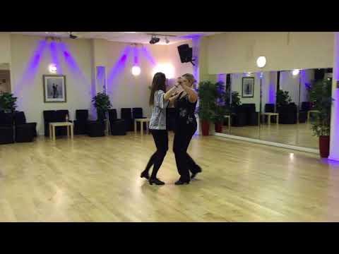Waltz Monday 8.30 Class April 2018