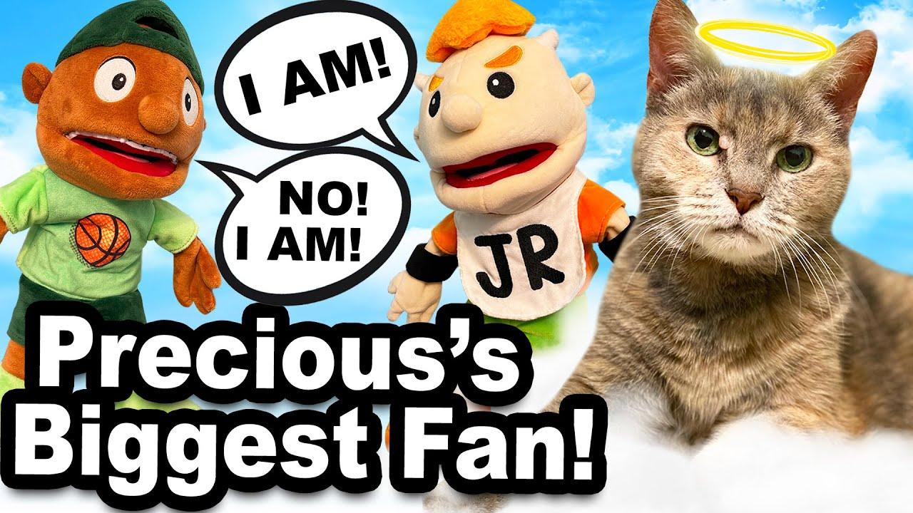 SML Movie: Precious's Biggest Fan!