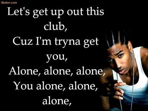 Alone - Trey Songz (Lyrics)