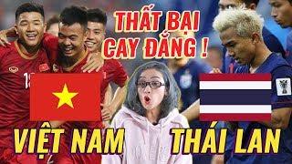 Thái Lan gáy sớm & thua sml 4-0 khiến cả nước ngỡ ngàng - Hít Hà Drama !