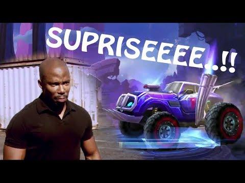 JOHNSON SUPRISEEEEE...!!! // MUSUHNYA NGAKAK :v