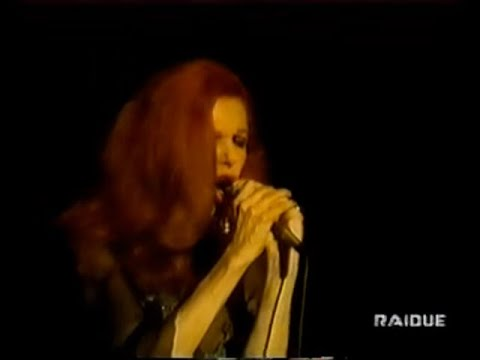 O Lord, Is It I - Milva, live 1993