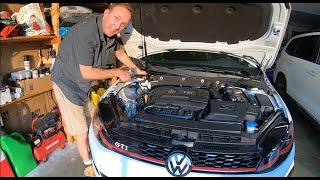 homepage tile video photo for 2018 VW GTI SE Ep.378: Installing the Eurosport Front Strut Bar