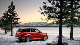 Наши Тесты Range Rover Sport 2013