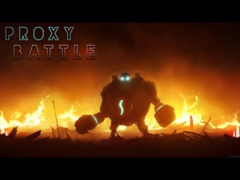 Epic Orchestral Video Game Battle Music - Proxy Battle