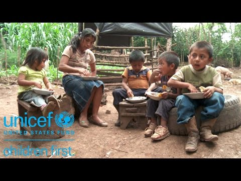 Malnutrition in Guatemala | UNICEF USA