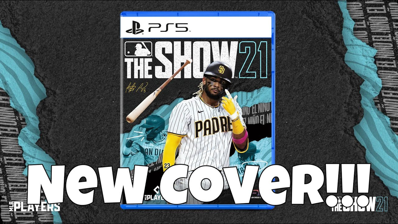 COVER ATHLETE REVEALED AND RELEASE DATE 4.20.20!! MLB The Show 21