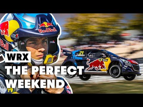 The Ultimate Hansen Winning Weekend At World Rallycross Catalunya    WRX 2019