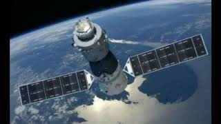 China's Out of Control Space Lab May Fall to Earth This Month