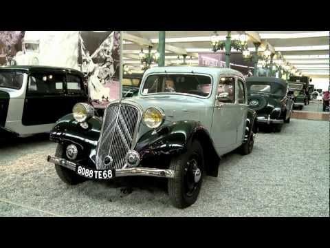 Cité de l'Automobile -- Musée National -- Collection Schlumpf