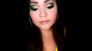 Green Smokey Eye-Shadow Tutorial Thumbnail