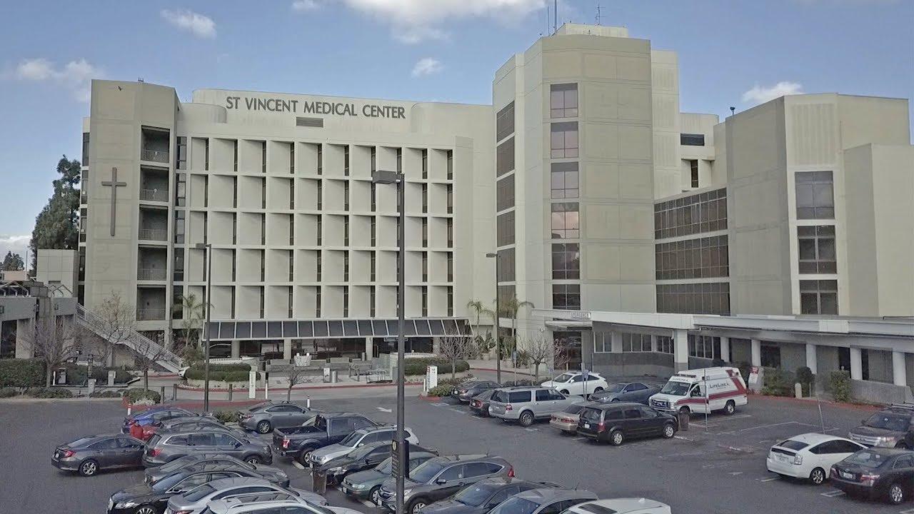 St  Vincent Medical Center - Historical Legacy