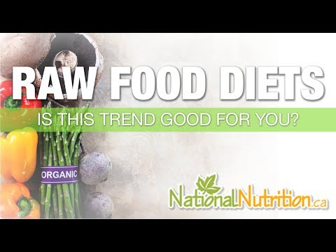 Natural Health Reviews - Raw Food Diets
