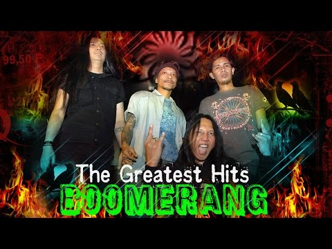 Boomerang Tragedi The Greatest Hits Full Album | Album Nonstop Boomerang Terbaik