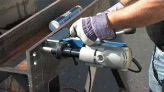 Hougen Hmd904s Swivel Base Mag Drill