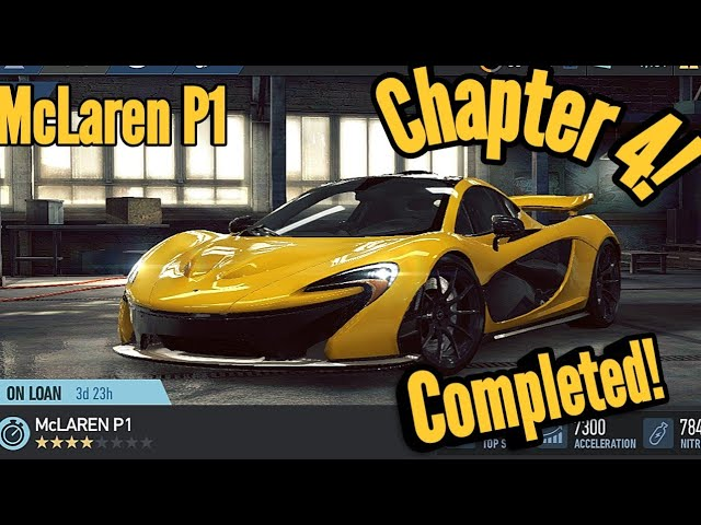 Underworld Mclaren P1 Chapter 4 Complete Need For Sd No Limits You