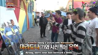 1/2 [ENG SUB] 130608 Super Junior