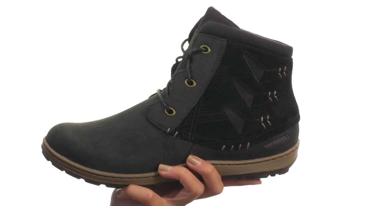 Women's Ashland Vee Ankle Snow Boot