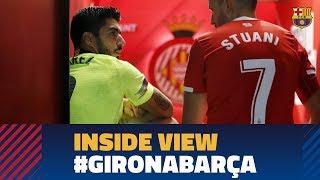 [BEHIND THE SCENES] Girona 0-2 Barça