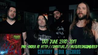 BROKEN HOPE - 'Mutilated and Assimilated' Pre-Order (Trailer)
