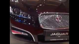 Jaguar di IIMS 2015