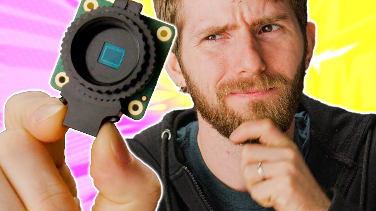 Building your own camera - Stupid or Genius?