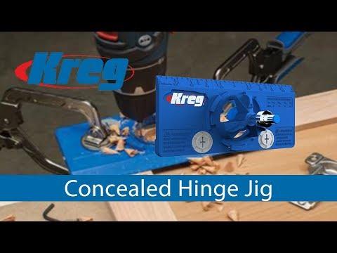 Jig It Deluxe Concealed Hinge Drilling System Doovi