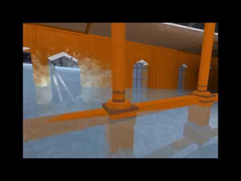 Titanic Sinking Cinematic [Roblox] Grand Staircase