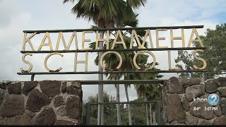 Psychologist hired by Kamehameha Schools explains sexual misconduct training