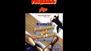 PatmanQC plays Brunswick Circuit Pro Bowling PC