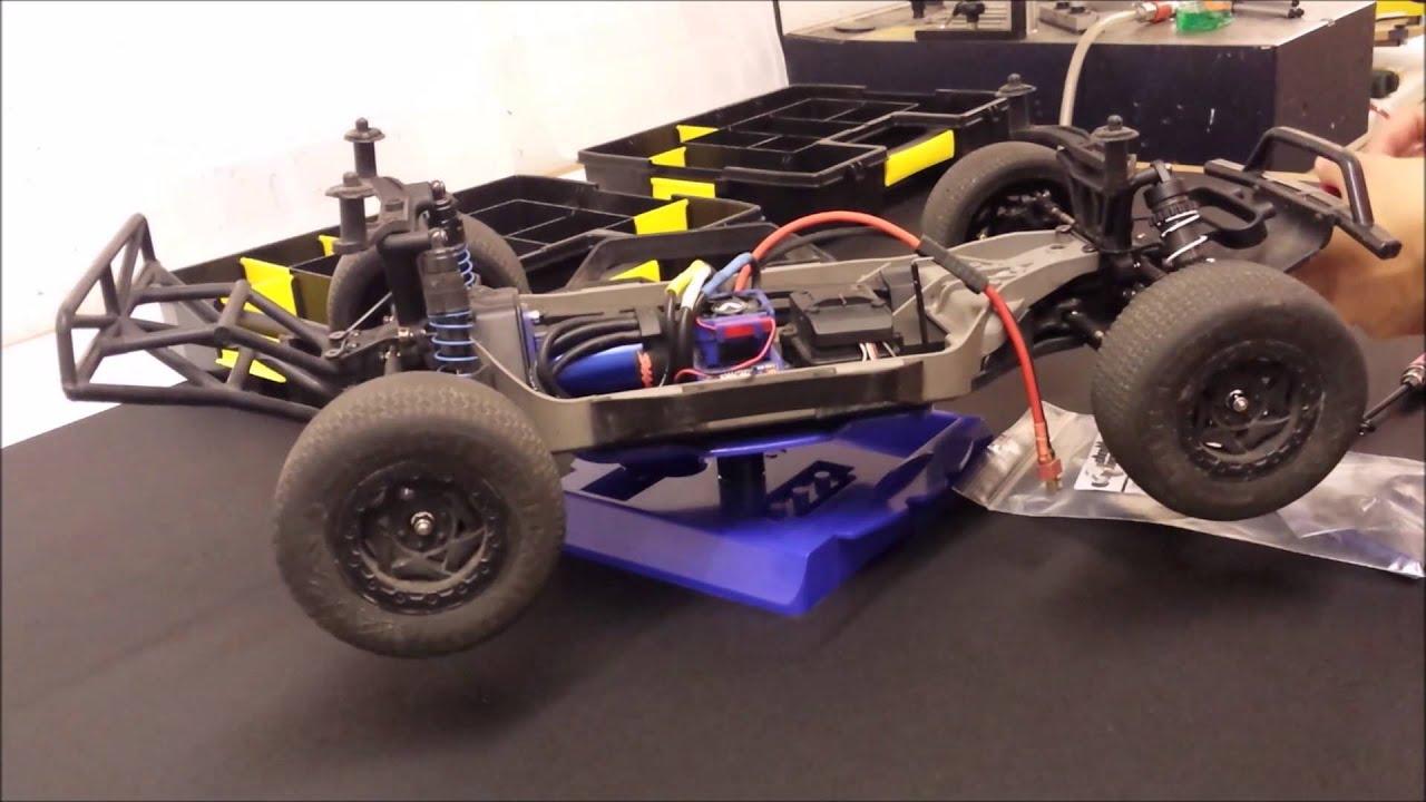 RC Workshop Slash 4x4 Traxxas GTR Shocks Center driveshaft