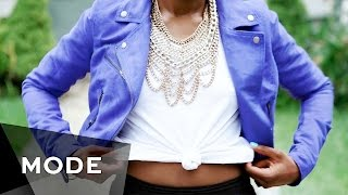 4 Ways to Rock a Moto Jacket | Get the Look