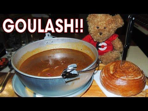 JUMBO CZECH GOULASH CHALLENGE!!