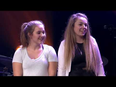 BIG Talent 2017 Kara and Sydney