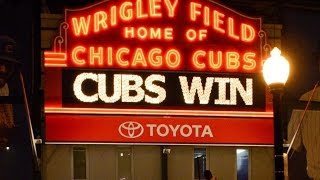 Cubs Win World Series - Bottom 10th Inning