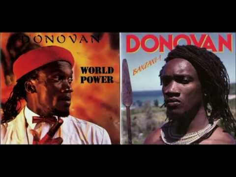 DONOVAN FRANCIS - BANZANI-! & WORLD POWER (Nuff Respc/Kila)