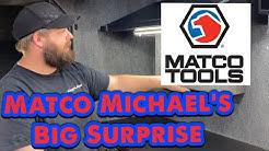 Matco Tools: Matco Michael's Big Surprise