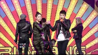 BIGBANG_0306_SBS Inkigayo_WHAT IS RIGHT