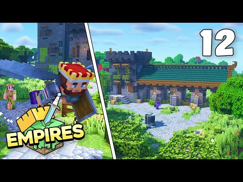 Empires SMP - A Ravishing Gift!!! - Ep.12 [Minecraft 1.17 Let's Play]