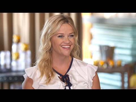"Reese Witherspoon on ""Big Little Lies"" and creating opportunities for women"