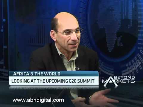 Global Economic Governance Africa Project with Danny Bradlow