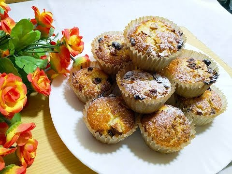 Dry fruit muffin || how to make dry fruit muffin