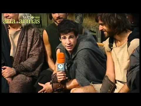 Ana de Armas. Los actores de Hispania hablan sobre Nerea