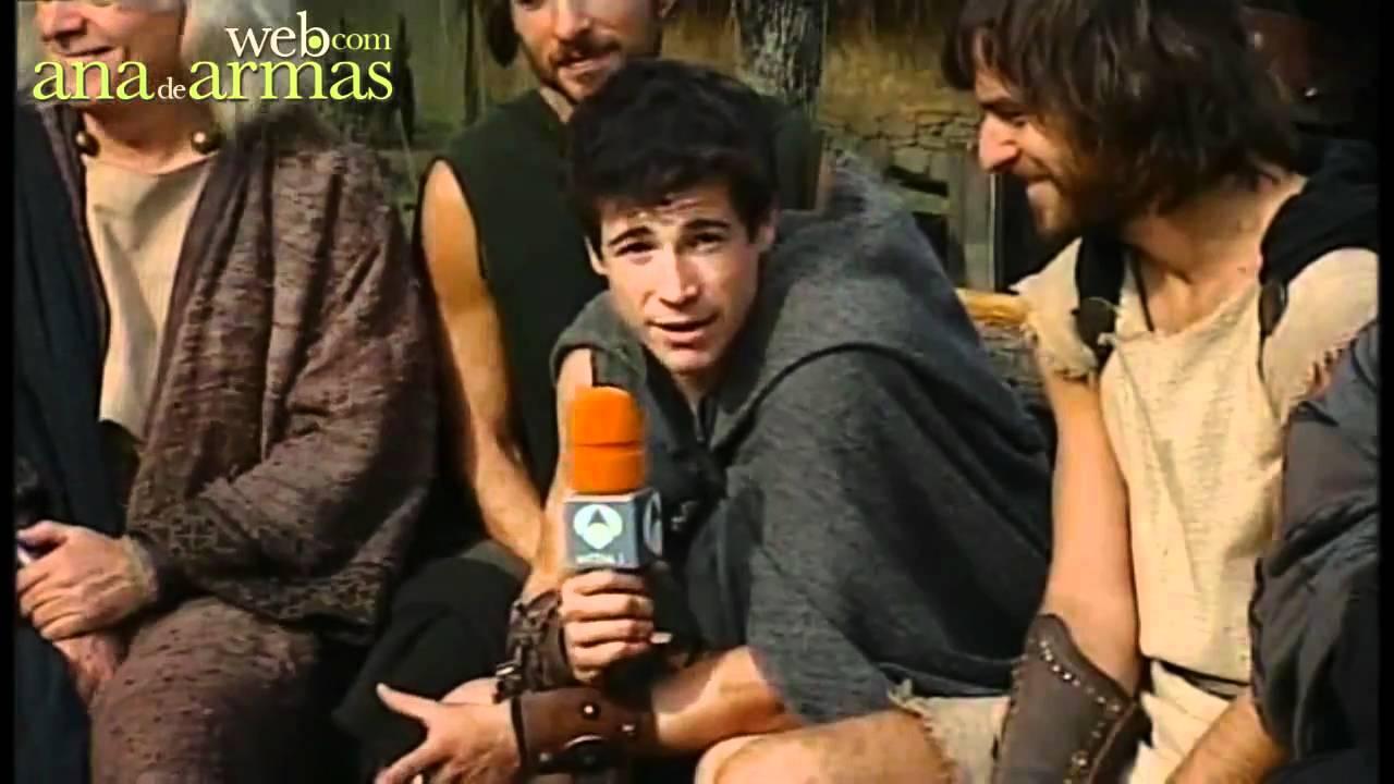 Ana De Armas Hispania ana de armas. los actores de hispania hablan sobre nerea