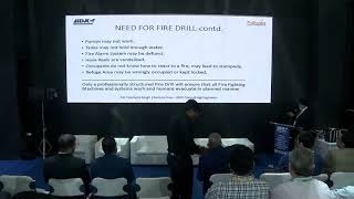 Keynote Session | Mr. Devindra Singh, Faircon UNO | Fire Pavilion | iDAC Expo 2020 Mumbai