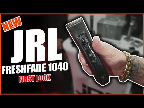 JRL Freshfade 1040 first look