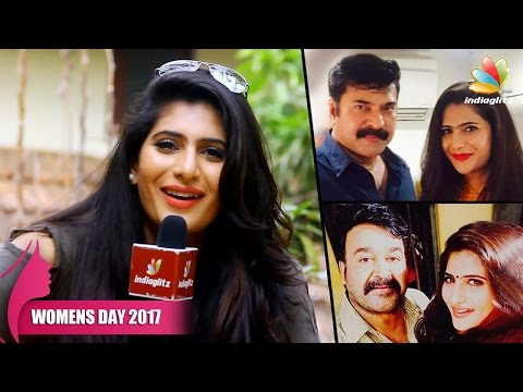 Mohanlal and Mammootty, the LEGENDARY actors knows to respect Artist - Neha Saxena Interview