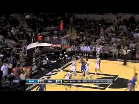 NBA Dallas Mavericks Vs San Antonio Spurs Game Recap 11/26/2010.mp4